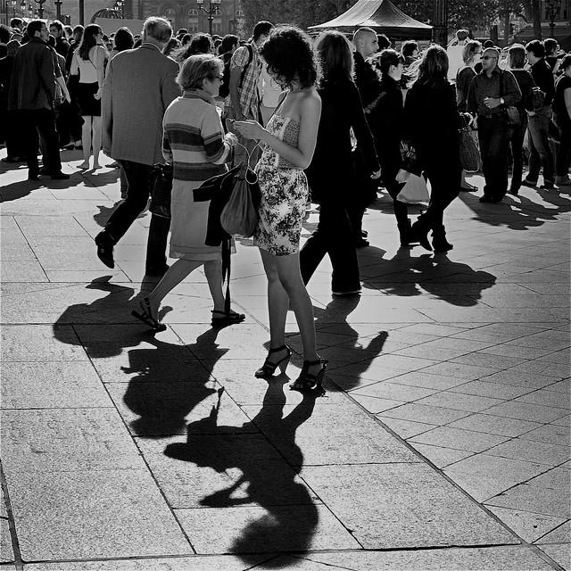 Shadow Superposition