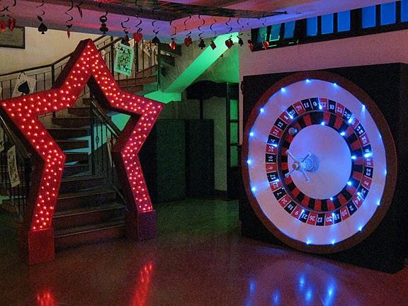 Decoracion Casino La Fortaleza Icopor Decoracion Comercial