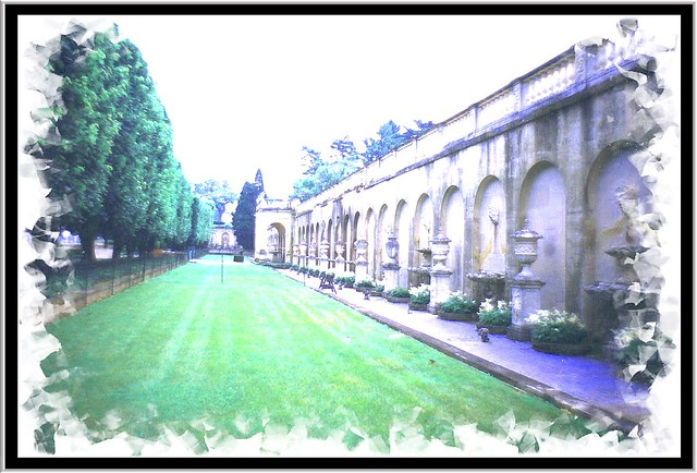 Main Fountains at Longwood Gardens ~ Kennett Square, PA.