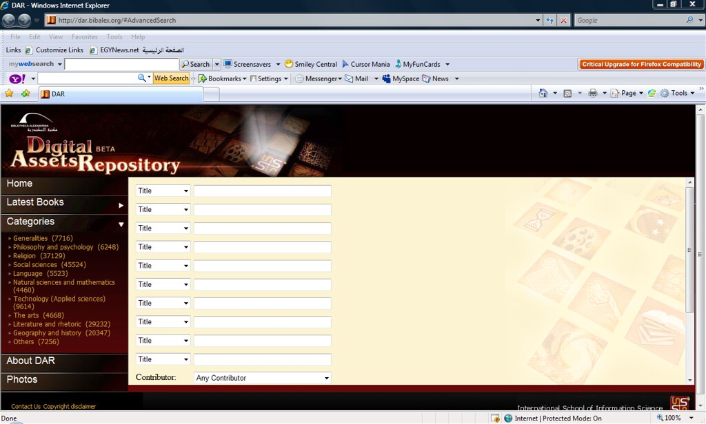 BA Digital Assets Repository1 | Searching the Bibliotheca Al