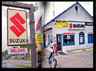 SNSTORE | by Suzuki North Carmel Cycle