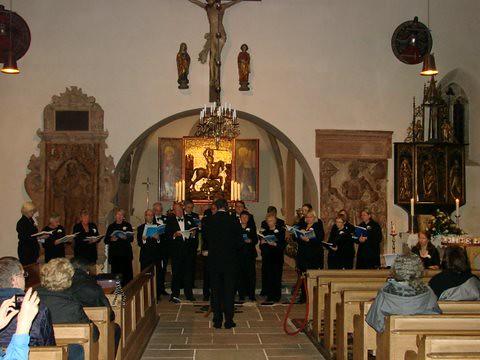 Assembled at Kraftshof | by Basildon Choral Society