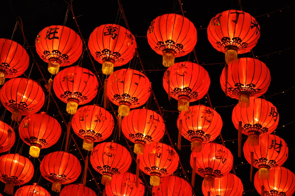 Chinese lanterns | Anyar Changtong | Flickr