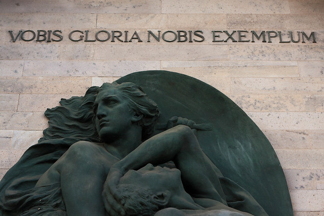 Vobis gloria nobis exemplum, Venice