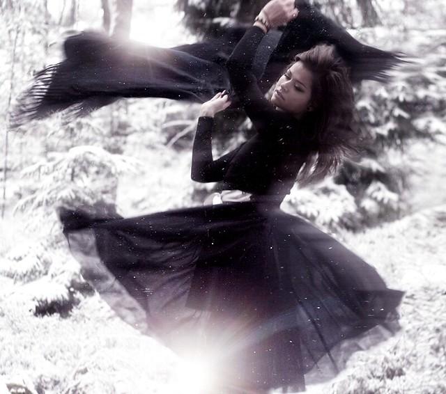 Dancing Raven.
