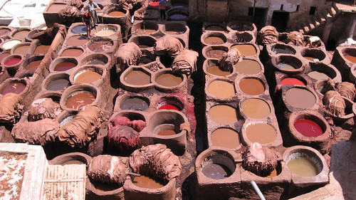 The oldest leather tannery in the world | by 16:9clue