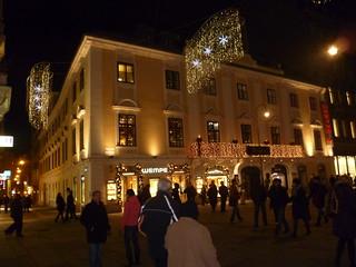 Wien 1 Bezirk Kärntnerstraße In Advent Casino Flickr