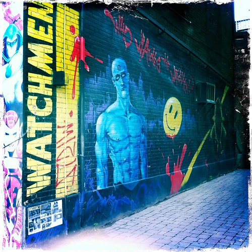 Who watches the watchmen? | by dr.mafisto
