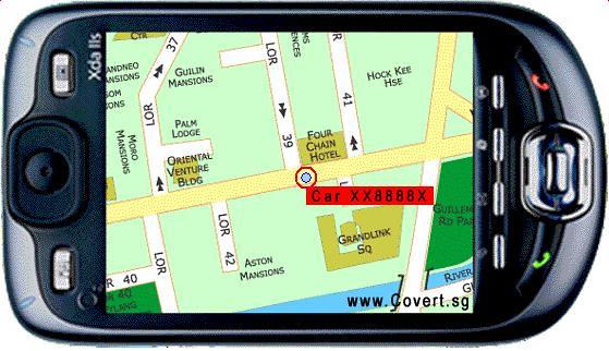 monitoreo de celular por gps