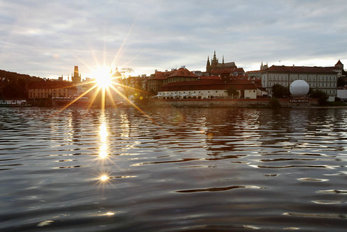 Prague sunset | by East Capital
