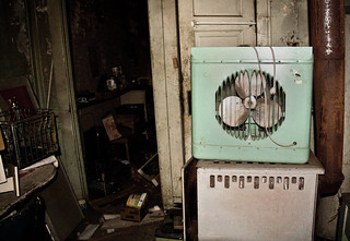 Fan in a box | by Erin Claassen Photography