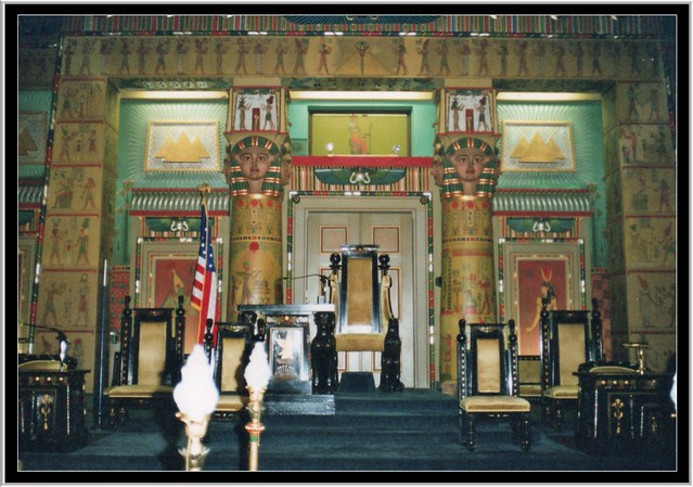 Philadelphia PA ~ Masonic Temple ~ 2001