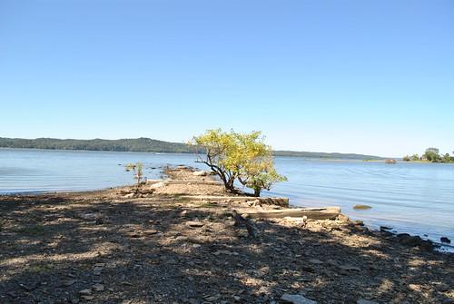 park lake river state tennessee kentucky historic johnsonville