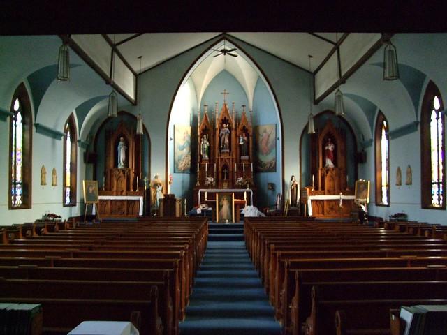 St. Joseph Catholic Church, Chenoa, IL