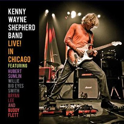 Kenny Wayne Shepherd - Live In Chicago (CD) | by Blues Magazine