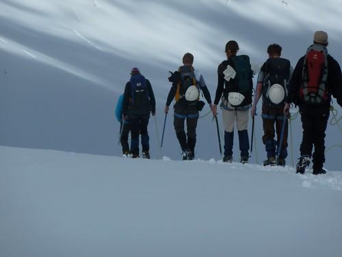 Venediger Zuid, Basiscursus C1 sneeuw en ijs