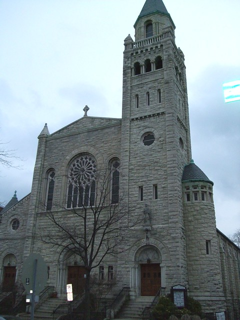 St. Peter Catholic Church, Capitol Hill, Washington, DC