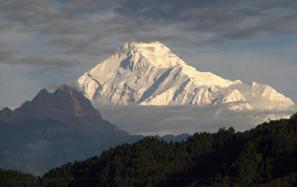 Kanchenjunga, Sikkim