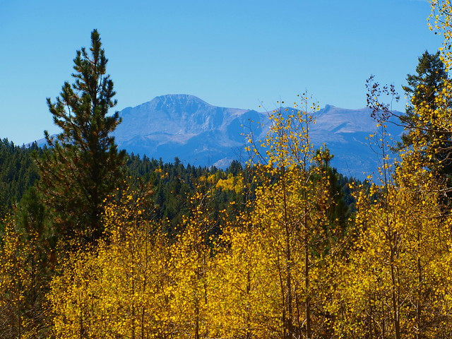 PIKES PEAK FALL