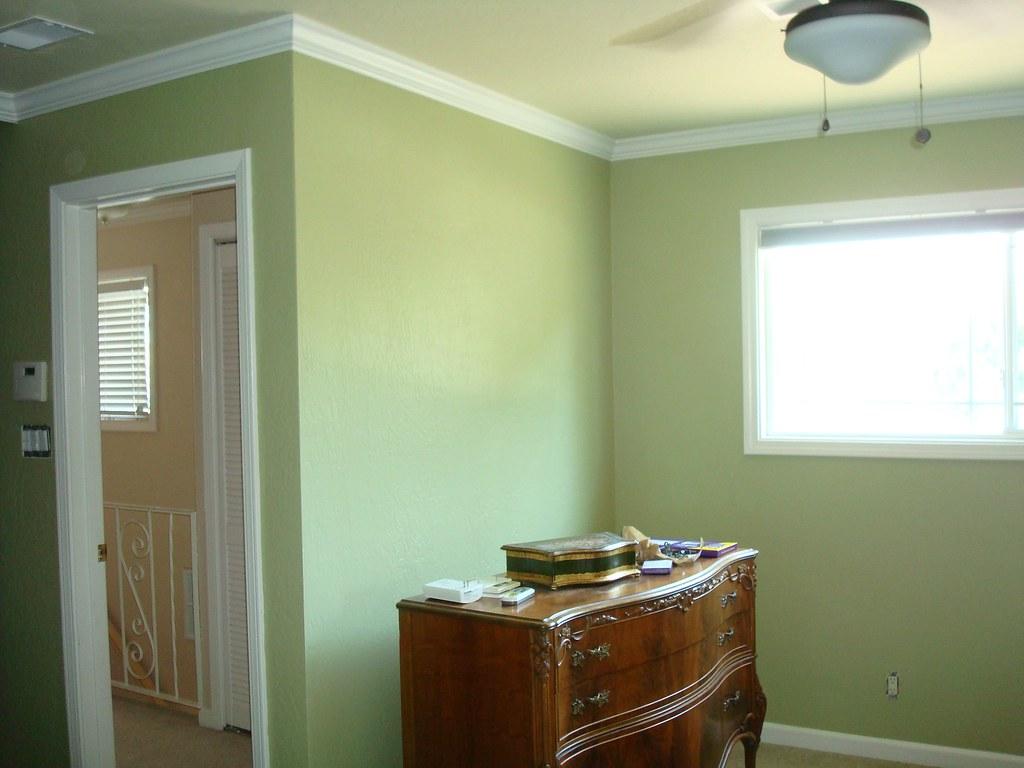 Benjamin Moore Georgian Green bedroomgreen1 | benjamin moore georgian green | susan taylor