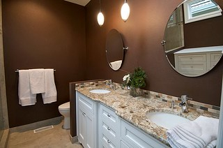 Custom Cabinets & Stunning Tilework | by Sitka Projects LLC