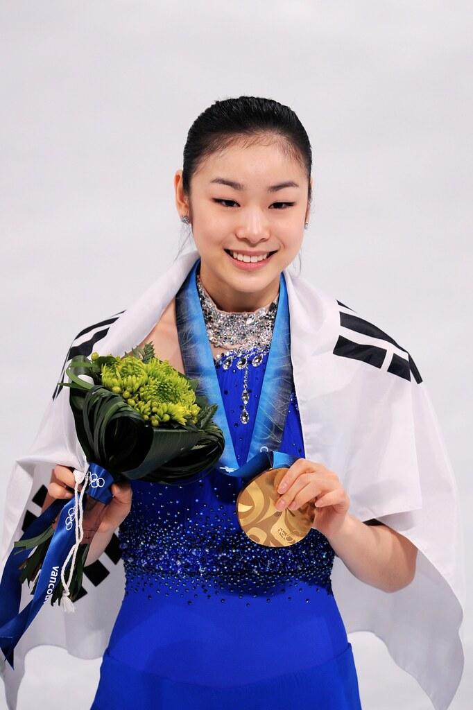 Pin by 𝒍𝒊𝒗 💫 on °• figure skating in 2020 | Kim yuna, Kim ...