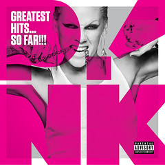 2010. október 9. 18:25 - P!nk: Greatest Hits... So Far!!!