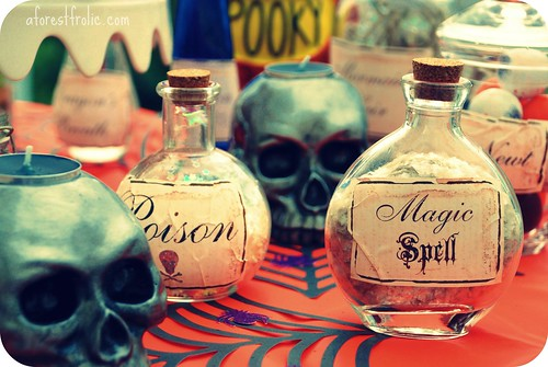 Magic Spell & Poison | by GlitterandFrills