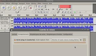 enregistrement avec Audacity | by agatzeblues