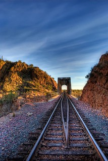 Railroad at Sunset | by Michael-Wilson