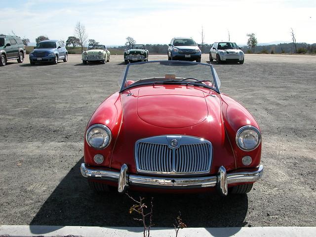 British Car Club Wine Tour 2-2011 168