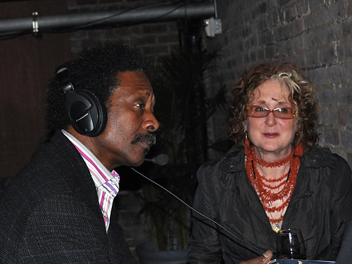 Clarke Peters joins Bethany Bultman, the Director of the New Orleans Musicians Clinic during her on-air interview with WWOZ.