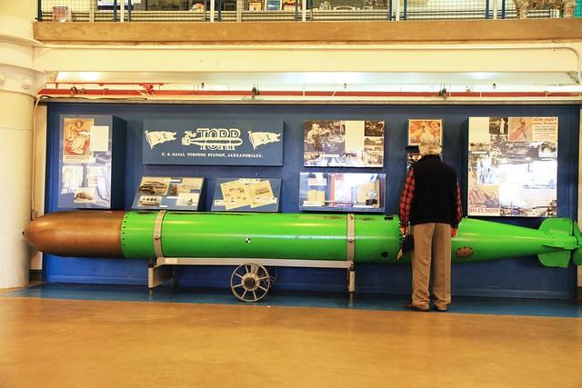 Aye, mate -- it's a torpedo!