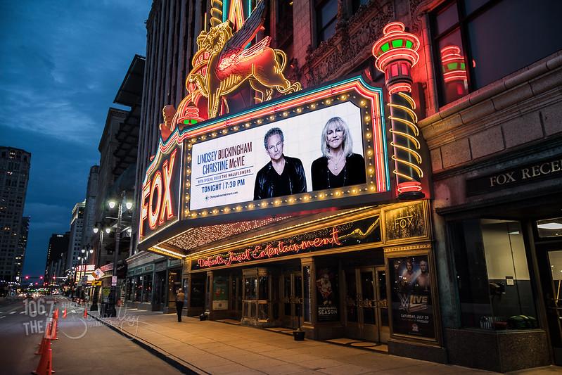 Christine McVie + Lindsey Buckingham | 2017.07.02