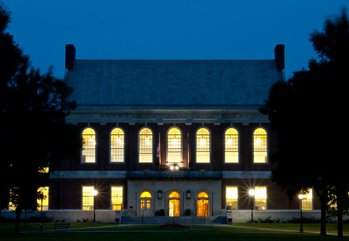 Fogler at Night