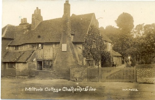 Bucks.John Milton's Cottage Chalfont St Giles Early Real Photo 2419 buc008 | by loveinterestingcards