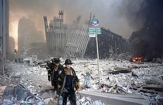 アメリカ同時多発テロ事件