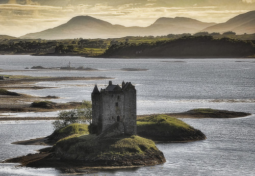 Castle Stalker, Appin, Scotland II | by Jack Torcello