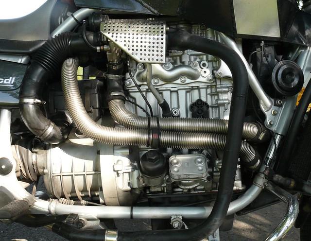 BMW R80 cdi smart diesel engine