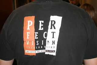 Perfect Vision is Colorblind   by born1945
