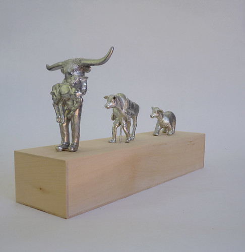 "Misako Inaoka ""Three Cows"""