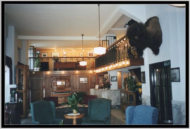 Livingston MT ~ Murray Hotel ~ Interior