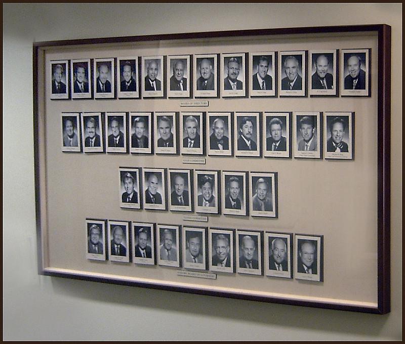 Board of Directors Display