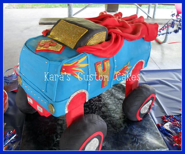 Superman Monster Truck!