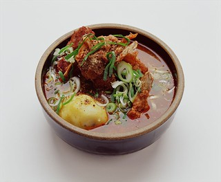 Gamjatang, pork-on-the-bone soup with potatoes | by KOREA.NET - Official page of the Republic of Korea