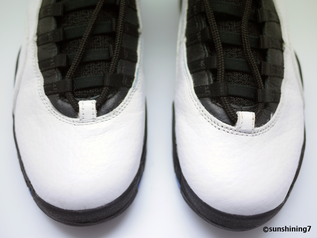 Sunshining7 Nike Air Jordan X (10) OG 1995 Powder US