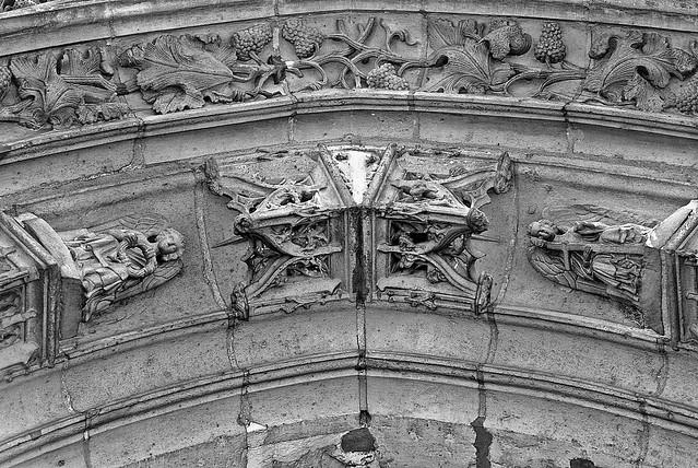 6 - 3 octobre 2010 Paris Eglise Saint-Nicolas-des-Champs Portail