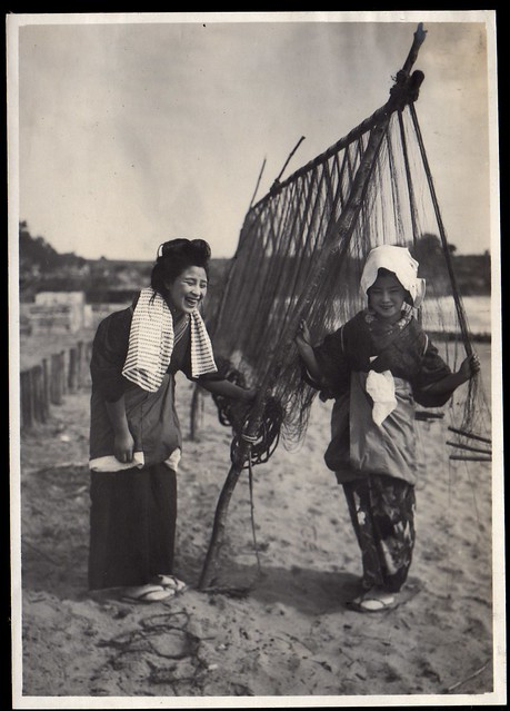 Women with Nets