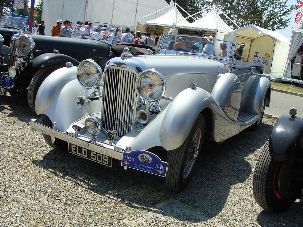 Lagonda LG45 Tourer 1936