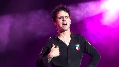 Green Day Venezuela! Billie Joe | by Edvill